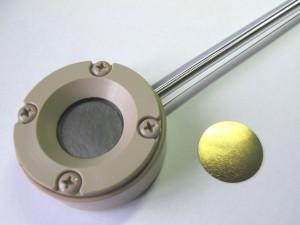 Electrochemcial PEEK Holder for 25 mm samples