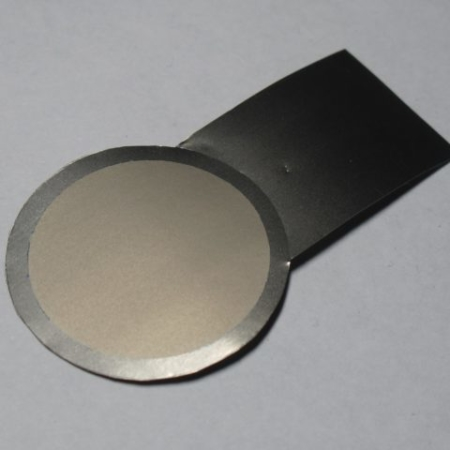 Nanotubular ATO films on Ti foil