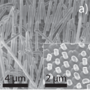 Perovskite nanowire array prepared by extrusion through InRedox AAO, Nano Lett., 2017, 17 (11), pp 6557–6563