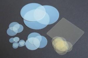 Nanoporous anodic alumina membranes and wafers