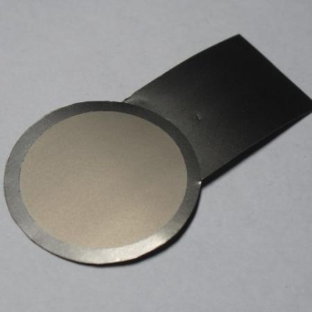 Nanotubular anodic titanium oxide films on Ti foil