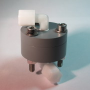 AAO Membrane Holder from CPVC